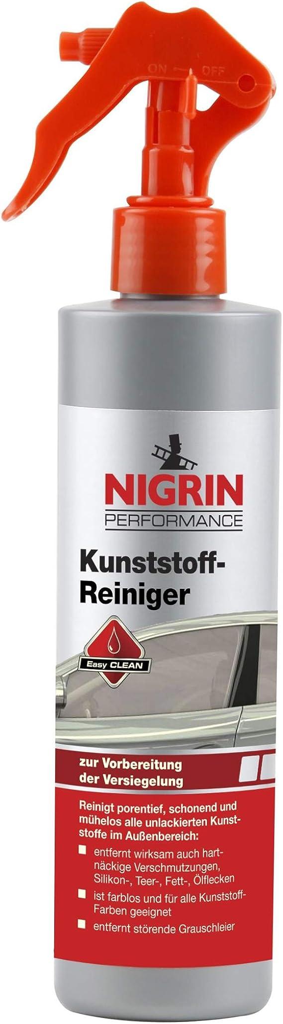 Nigrin 72935 Performance Kunststoff Tiefenreiniger 300 Ml Auto