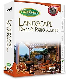 Punch! Home & Landscape Design Pro Nexgen: Pc: Software - Amazon.ca