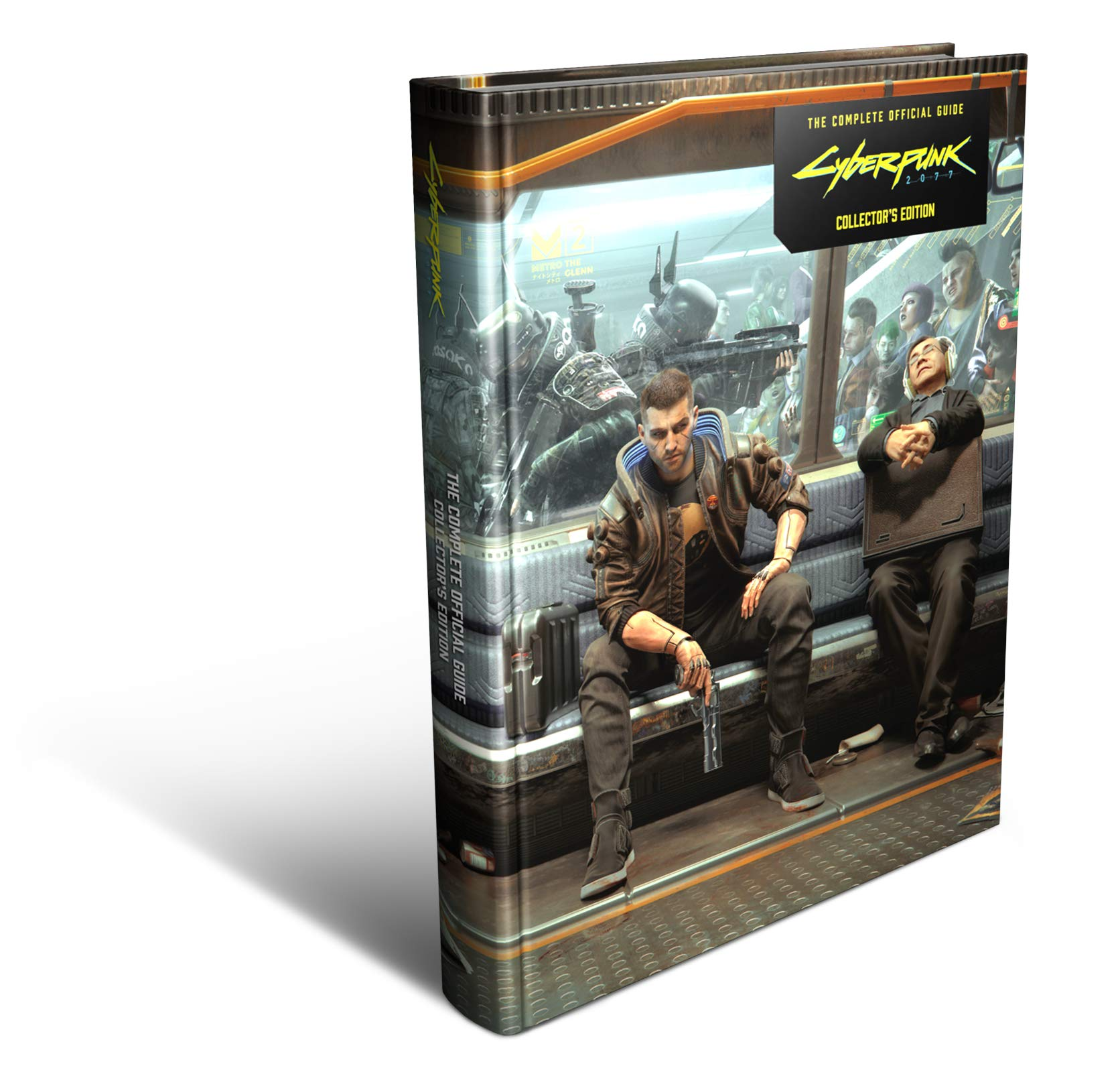 Cyberpunk 2077: The Complete Official Guide - Collector's Edition