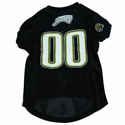 new product 80d22 c9240 Amazon.com : NFL Jacksonville Jaguars Pet Jersey : Sports ...