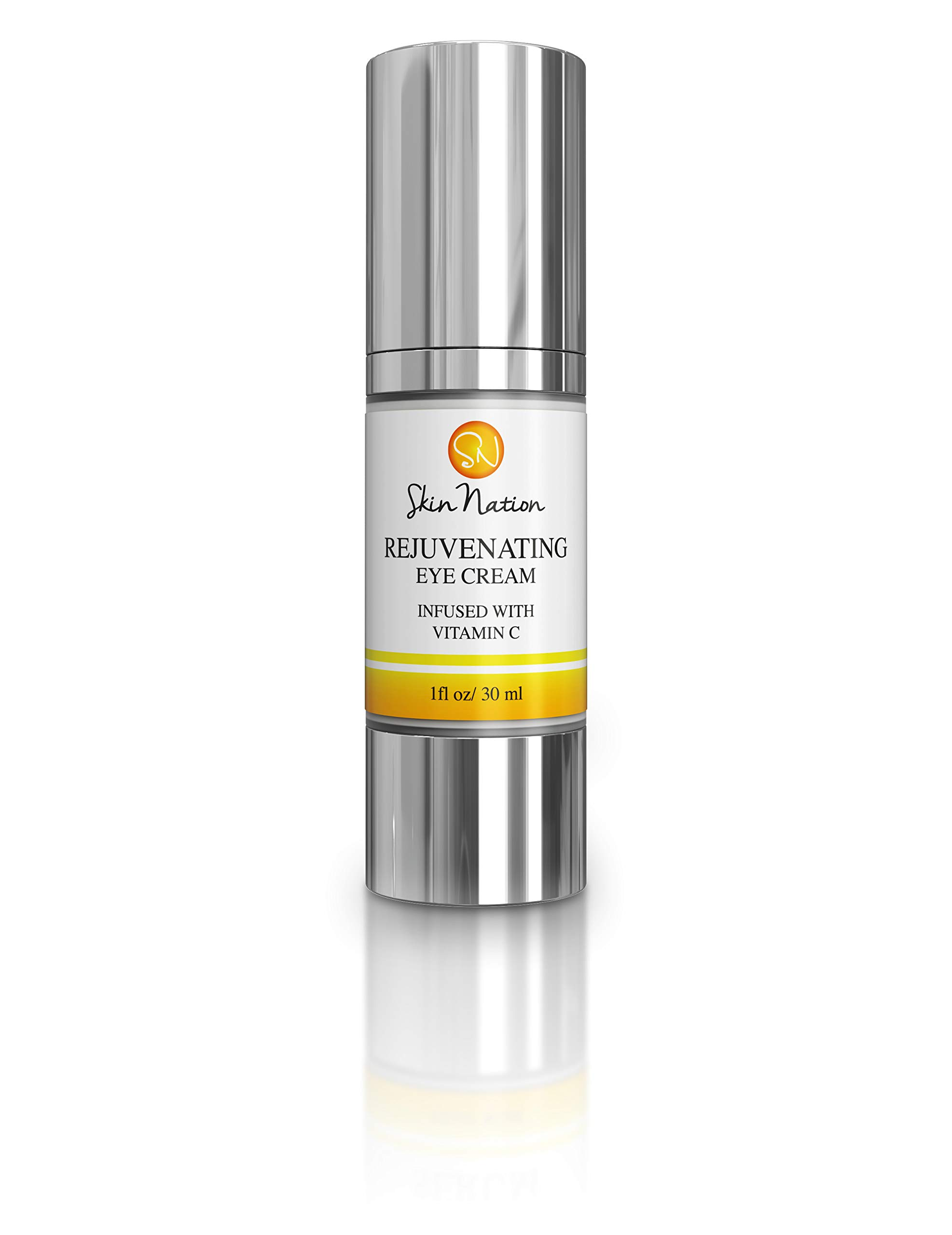 Rejuvenating Eye Cream | Anti Aging Eye Cream - Anti Wrinkle and Antioxidants | with Organic