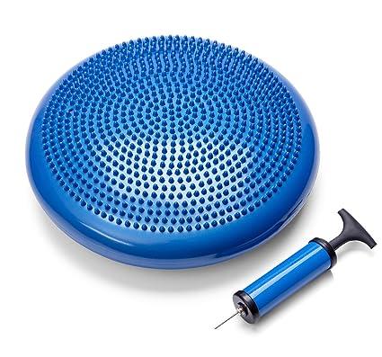 Amazon.com: Inflar extra grueso Core Balance Disc Entrenador ...