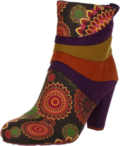 Desigual Shoes Ankle Boots Galicia