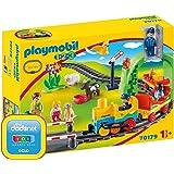 PLAYMOBIL 1.2.3 Mi primer Tren, color carbón (70179) , color/modelo surtido