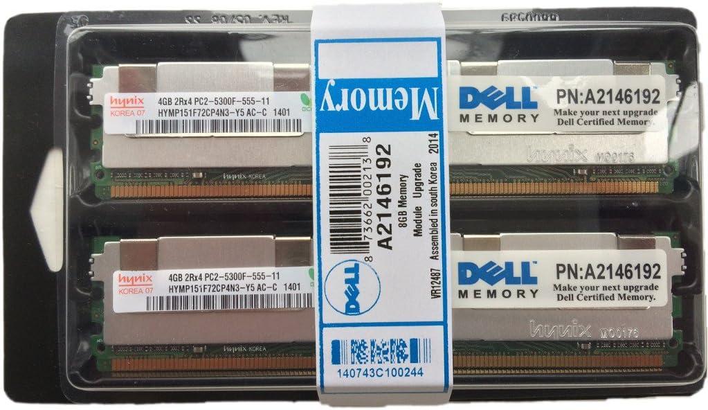 8GB KIT DDR2 667MHZ ECC//REG FB