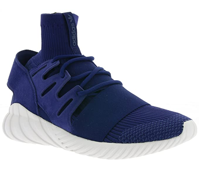 lowest price 2d3f1 48adc adidas Men's Tubular Doom Primeknit S80103 Boots: Amazon.co ...