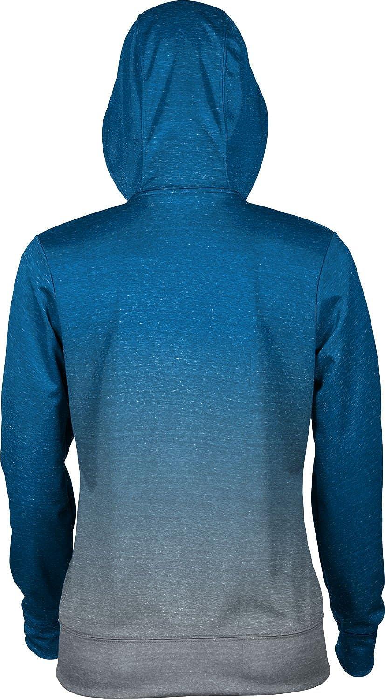 Ombre California State University San Bernardino Girls Pullover Hoodie School Spirit Sweatshirt