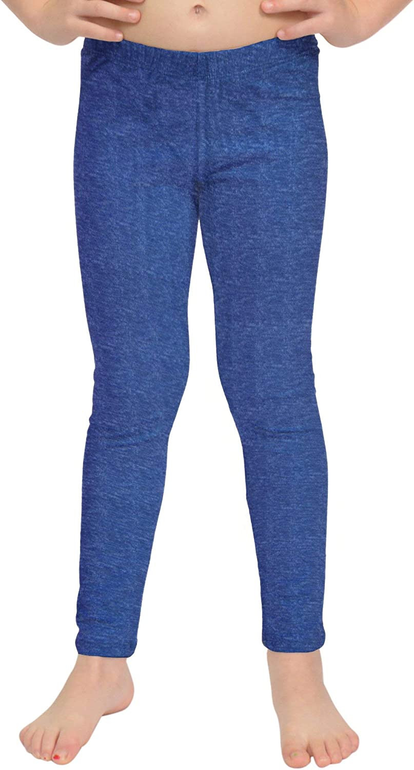 Oh So Soft Solid and Print Womens and Girls Leggings