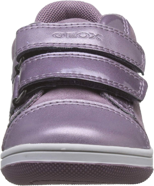 Geox B New Flick Girl A Sneakers Basses b/éb/é Fille