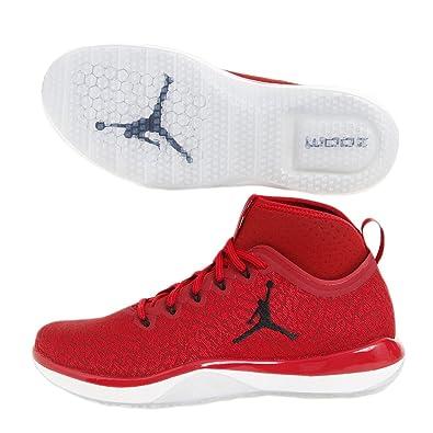 best loved be008 1ee93 Jordan Men s Trainer 1, GYM RED BLACK-WHITE, ...