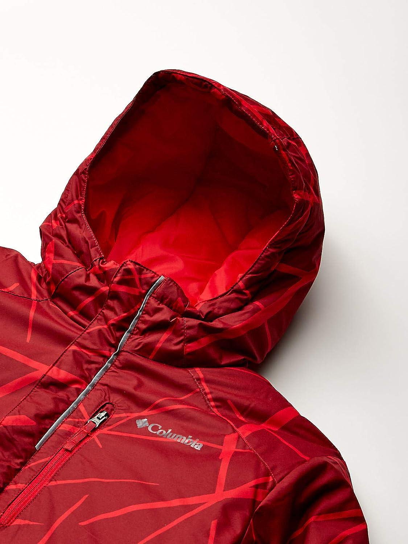 240gsm Insulation Columbia Boys Lightening Lift Winter Jacket Waterproof Fabric.