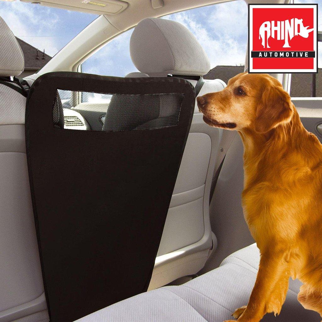 Rhino Automotive© Premium Front Seat Mesh Dog Pet Guard Barrier RW0957 RHINO AUTOMOTIVIE