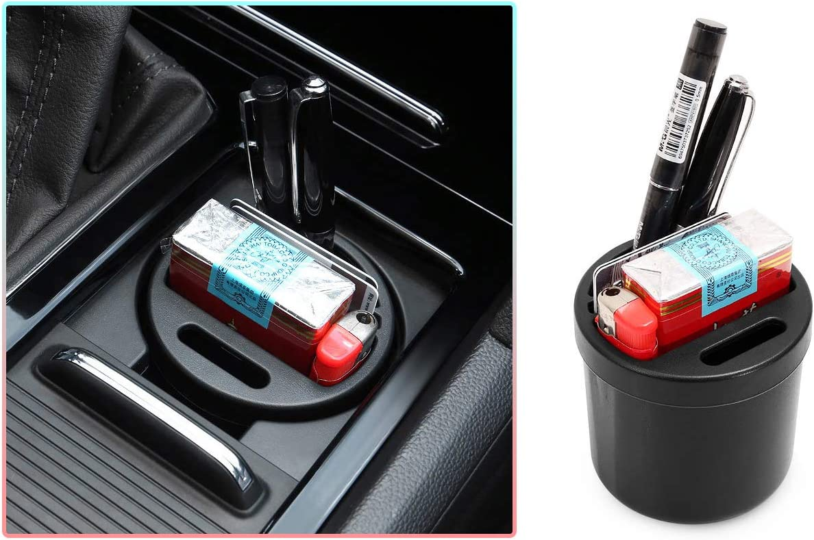 Change Armrest Holder Box Stuff Organizer Box Cards CDEFG 2016-2019 Civic Car Center Console Multifunctional Storage Box for Coins
