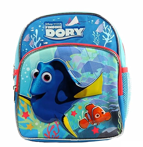 36e2f69bafe Image Unavailable. Image not available for. Color  Disney Finding Dory  School Backpack 10 quot  Toddler Small ...