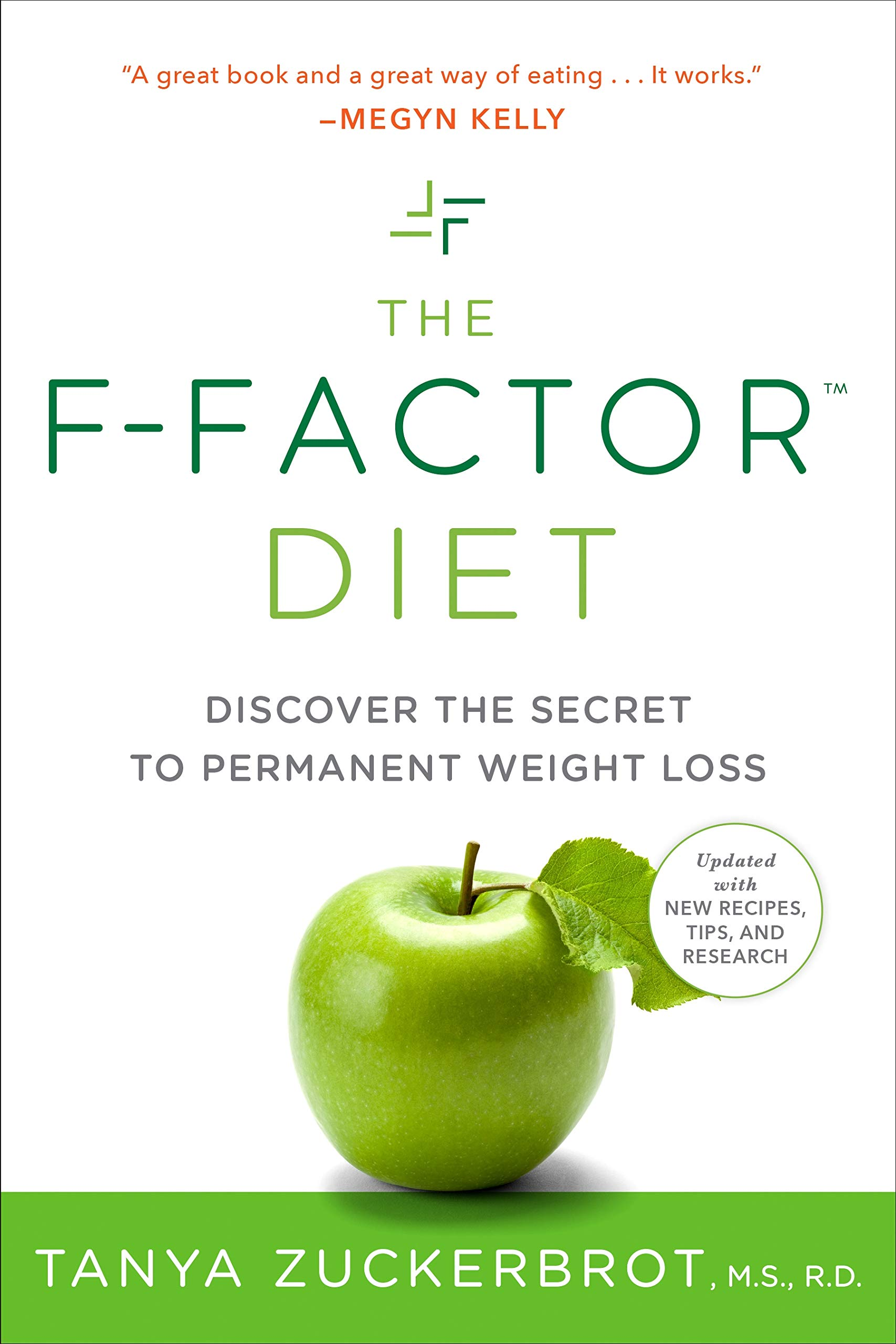F factor diet menu plan