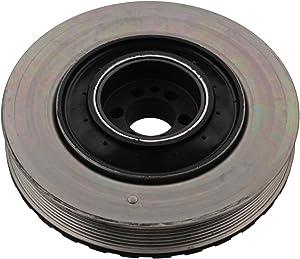 febi bilstein 27823 pulley decoupled, for Crankshaft - Pack of 1
