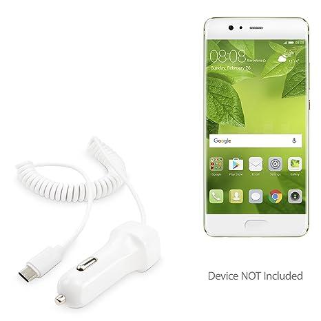 Huawei P10 Plus de batería, BoxWave® [Cargador de coche Plus ...