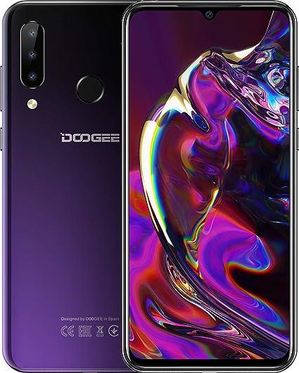 DOOGEE N20 2019 Dual SIM Moviles Libres 4g, Octa-Core 4GB RAM 64GB ...