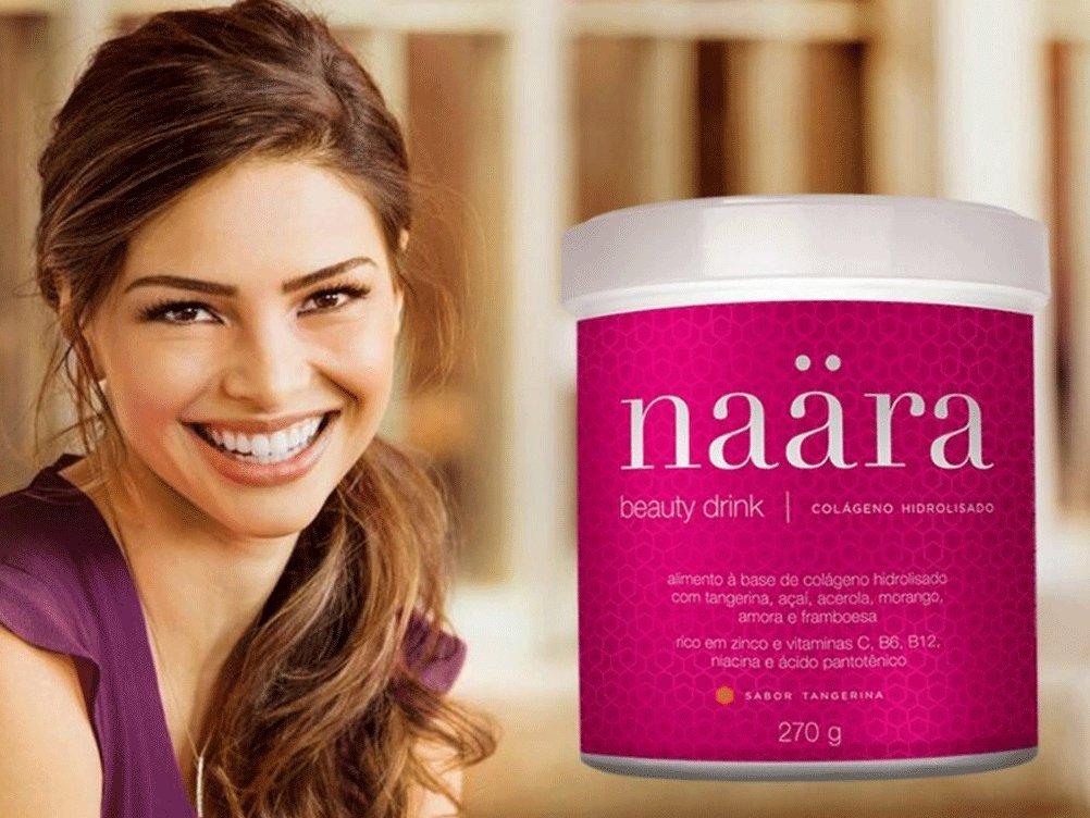 naära Beauty Drink es un complemento alimenticio Colágeno idrolizzato JEUNESSE