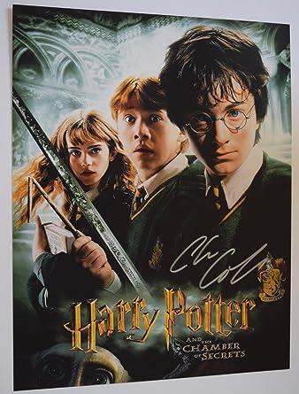 Chris Columbus Signed Autograph 11x14 Photo Poster Harry Potter