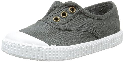 3cfe4cf86 Victoria Inglesa Lona Tintada Punt. - Zapatillas Niños  Amazon.es  Zapatos  y complementos