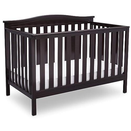 Delta Children Independence 4-in-1 Convertible Baby Crib