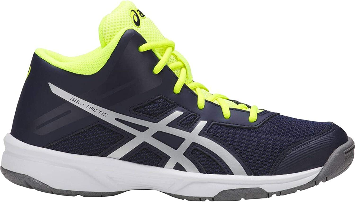 ASICS Gel Tactic GS C732y 400, Chaussures de Volleyball