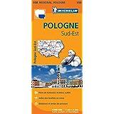 Carte Pologne Sud-Est Michelin