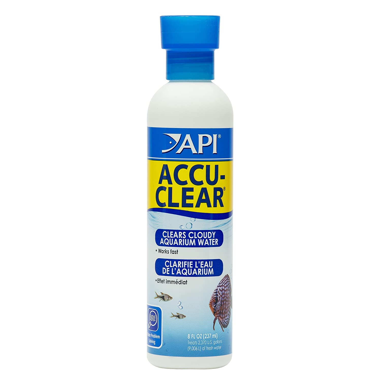API ACCU-CLEAR Freshwater Aquarium Water Clarifier