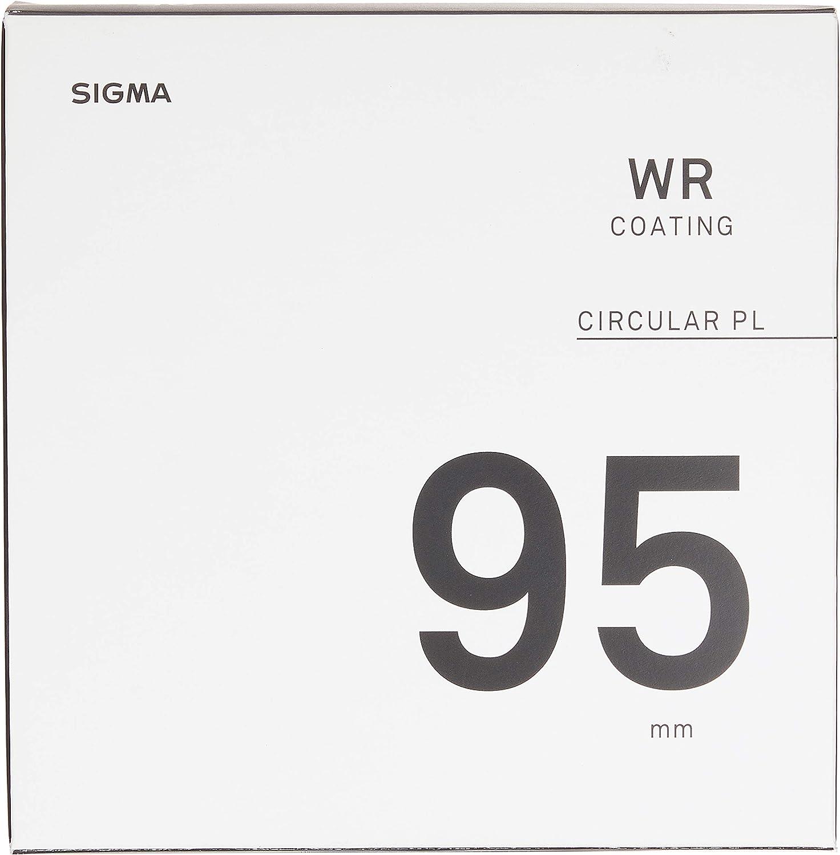 Sigma Wr Polfilter Schwarz Kamera
