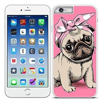 carcasa iphone 6 plus perro