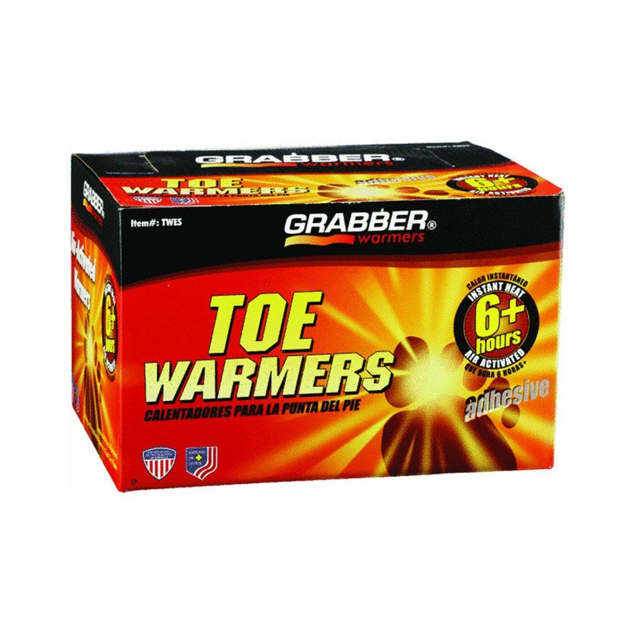 Wärme Treat Zehenwärmer (5 Paar)