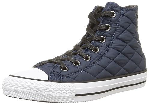 Converse All Star Hi Textile Quilted, Zapatillas Altas para Hombre