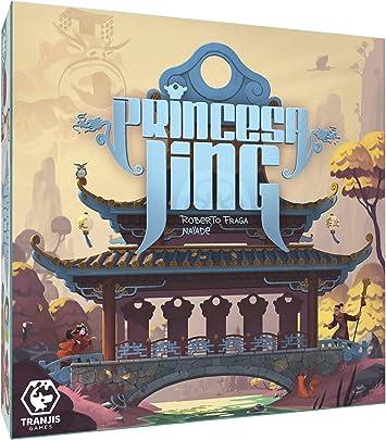 Tranjis Games - Princesa Jing - Juego de mesa (TRG-016pri): Amazon.es: Juguetes y juegos