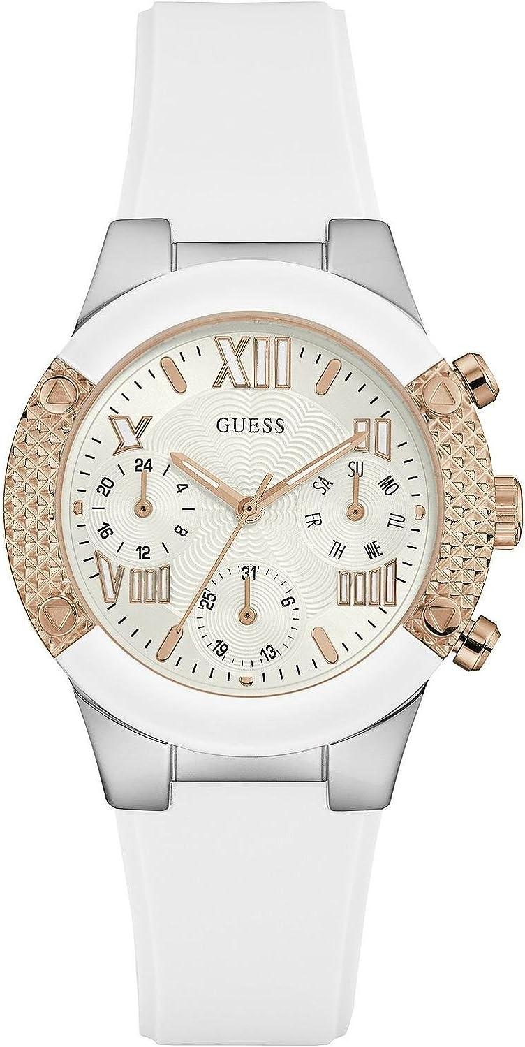 Guess Reloj de Cuarzo Woman Rockstar W0773L1 44 mm