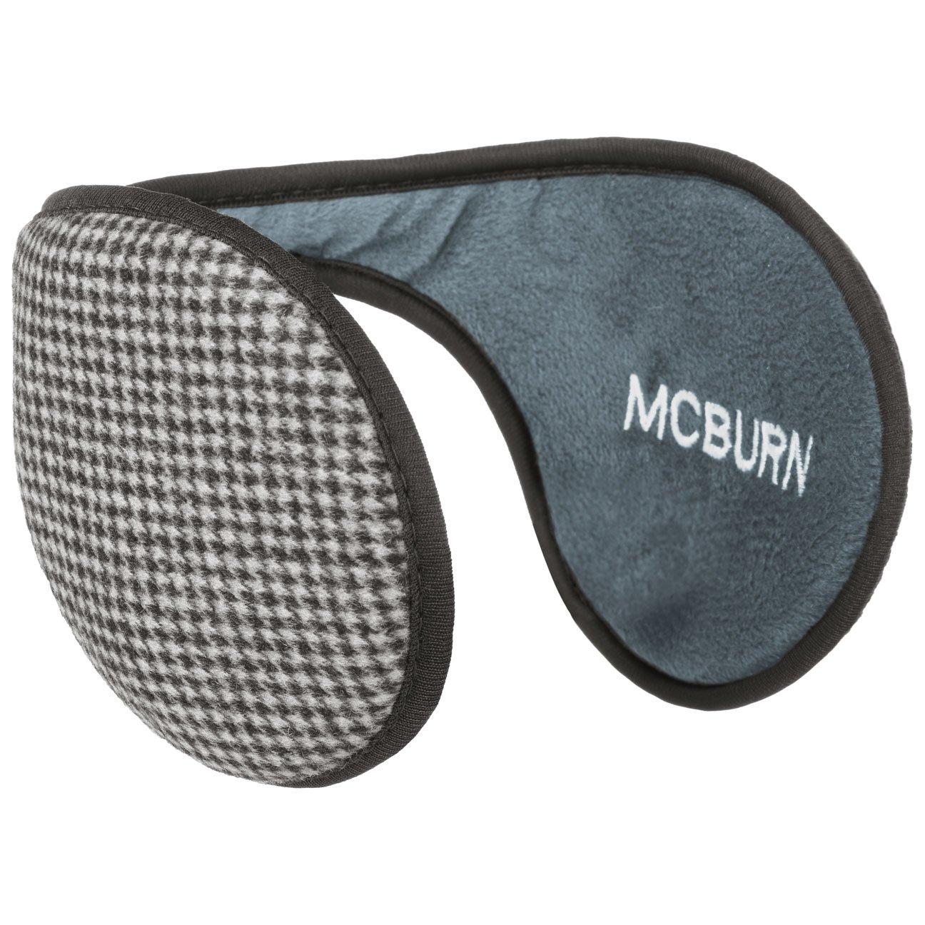 McBurn Herringbone Ohrenschützer Ohrenwärmer Ohrenschutz Pepita Earband für Damen und Herren Herbst Winter