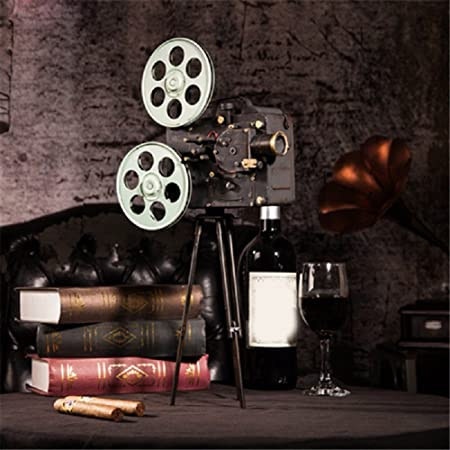 ZPSPZ Muebles para El Hogar Joyas Vintage Adornos Proyector De ...