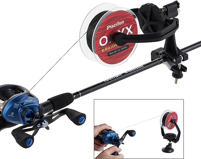 Fishing reel Line Winder Winding System Line Winder Spool Spooler FI