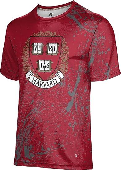 ProSphere Harvard University Mens Long Sleeve Tee Tailgate