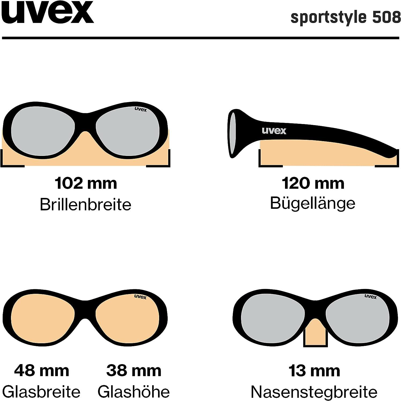 Uvex Sport Style 509 Lunettes Sport Enfants Lunettes De Soleil Protection UV Lunettes s53394022