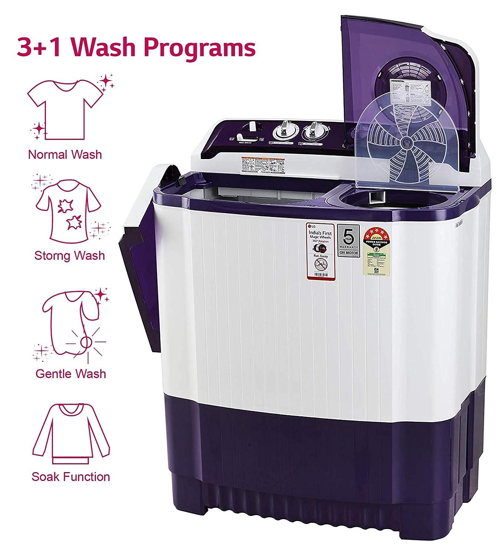 LG Washing Machine in India