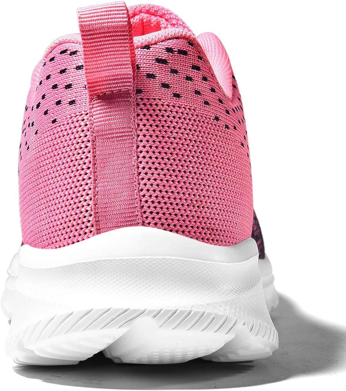 Baskets en Mesh Respirant et l/éger MANTOULO Chaussures de Course Confortables pour Hommes et Femmes