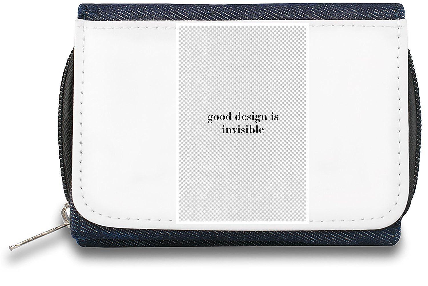 Good design is invisible Monedero de Cremallera Bolso Zipper ...