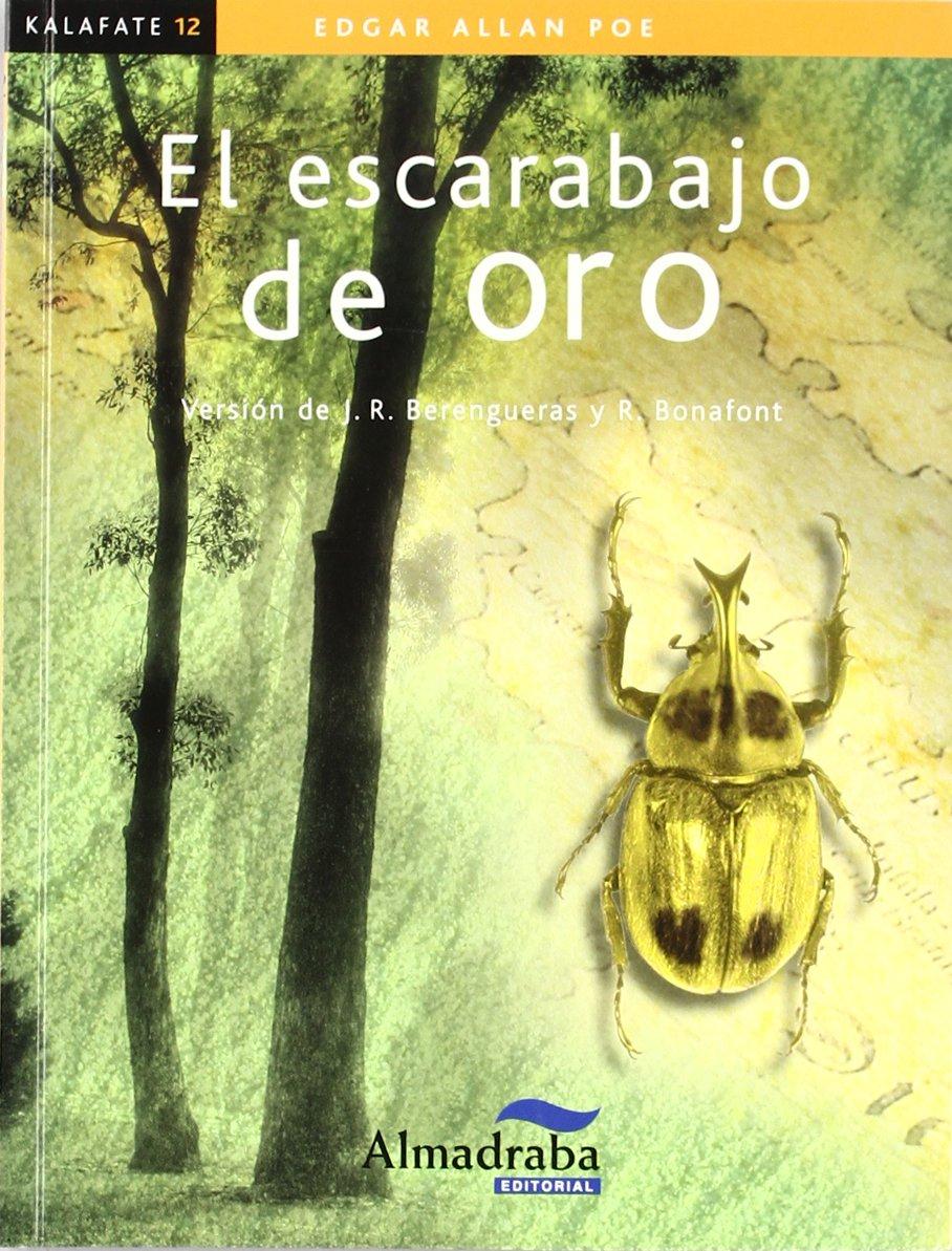 Resultado de imagen de el escarabajo de oro libro editorial almadraba