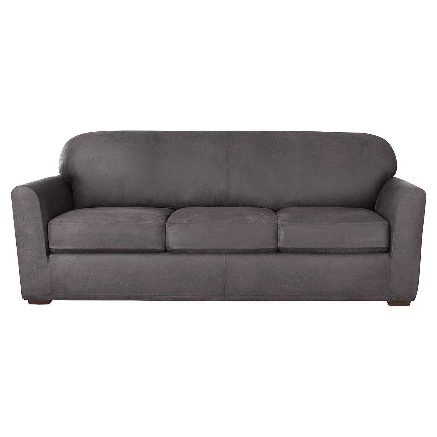 Amazon Sure Fit Ultimate Stretch Leather Sofa Slipcover