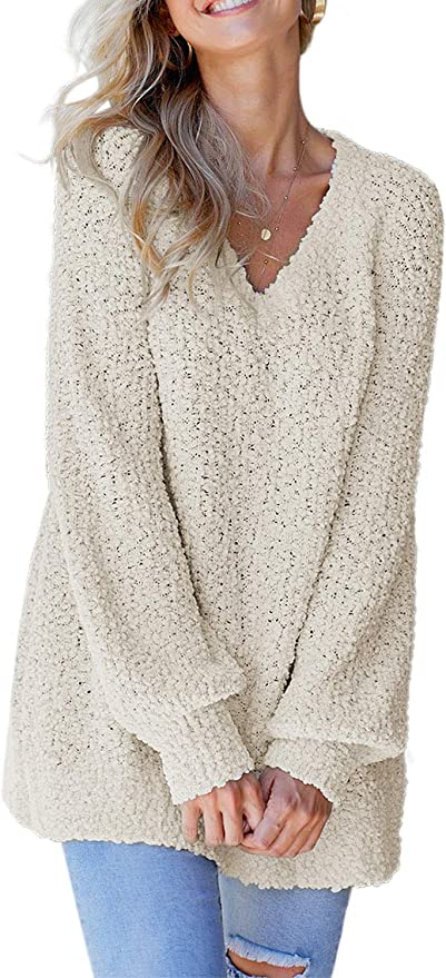 GAGA Mens Knitted Casual Crew Neck Long Sleeve Pullover Sweater Top