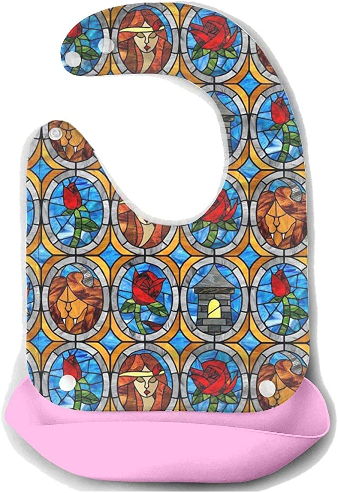 Free Postage The Very Hungry Caterpillar Unisex Bandana Dribble Bib