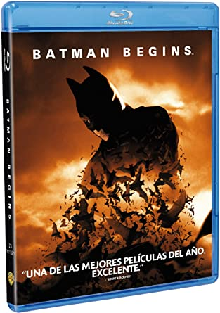 Batman Begins (2005) BluRay 720p 1.5GB [Hindi 224kbps – English] MKV