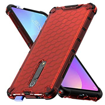 Ferilinso Funda para Xiaomi Mi 9T Pro/Mi 9T Funda,[Reforzar la ...