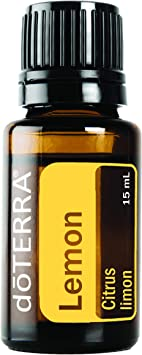 Doterra Lemon Essential Oil 15 Ml Health Personal Care